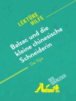 Balzac und die kleine chinesische Schneiderin von Dai Sijie (Lektürehilfe)