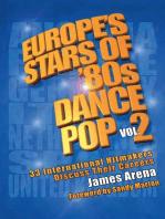 Europe's Stars of '80s Dance Pop Vol. 2