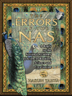 The Errors of the NAS