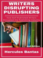 Writers Disrupting Publishers