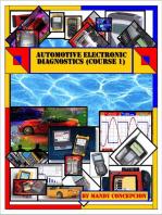 Automotive Electronic Diagnostics (Course 1)