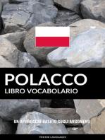 Libro Vocabolario Polacco