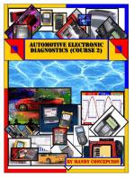 Automotive Electronic Diagnostics (Course 2)