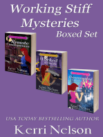 Working Stiff Mysteries Boxed Set