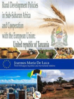 Rural Development Policies in Sub-Saharan Africa and Cooperation with the European Union