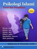 Psikologi Islami Teori dan Penelitian