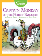 Captain Monday of the Forest Rangers