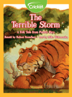 The Terrible Storm: A Folk Tale from Puerto Rico
