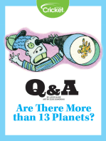 Are There More than 13 Planets?