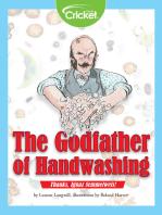 The Godfather of Handwashing: Thanks, Ignaz Semmelweis!