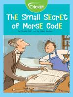 The Small Secret of Morse Code