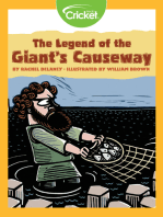 The Legend of the Giant's Causeway