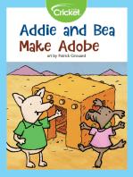Addie and Bea Make Adobe