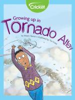 Growing up in Tornado Alley