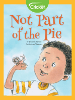 Not Part of the Pie