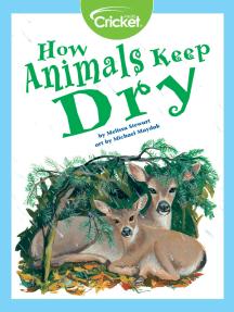 How Animals Keep Dry