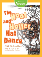 The Hoot and Holler Hat Dance