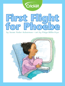 First Flight for Phoebe