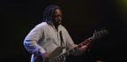 Darryl Jones, This Time Around, Gets To Play Bass His Own Way
