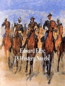 Edward Ellis: 18 western novels
