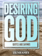 Desiring God Quotes and Sayings