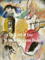 The Valley of Fear, Fourth of the Four Sherlock Holmes Novels