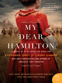 My Dear Hamilton: A Novel of Eliza Schuyler Hamilton