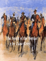 The Spirit of the Border, A Romance of the Early Settlers of the Ohio Valley. Sequel to Betty Zane