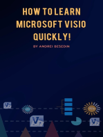 How to Learn Microsoft Visio Quickly!