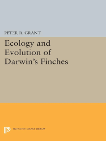 Ecology and Evolution of Darwin's Finches (Princeton Science Library Edition): Princeton Science Library Edition