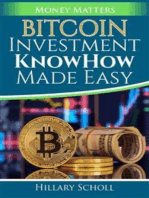 Bitcoin Investment KnowHow Made Easy