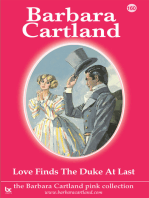 Love Finds The Duke at Last
