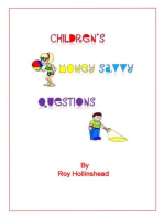 Children's Money Savvy Questions