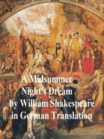 Ein Sommernachtstraum - Mid-Summer Night's Dream