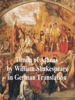 Timon von Athen/Timon of Athens