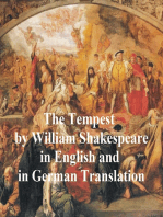 The Tempest/ Der Sturm