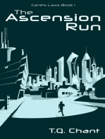 The Ascension Run (Cane's Laws Book 1)