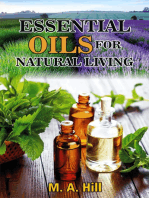 Essential Oils for Natural Living