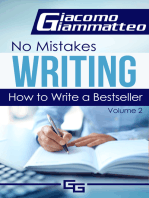 How to Write a Bestseller, No Mistakes Writing, Volume II