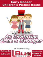 An Invitation From a Stranger