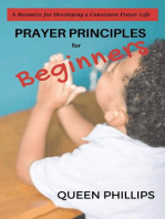 Prayer Principles for Beginners