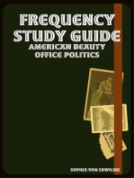 Frequency Study Guide: American Beauty Office Politics