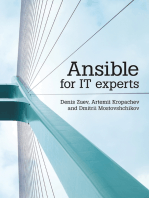 Ansible for IT Experts