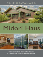 Midori Haus: Transformation from Old House to Green Future with Passive House
