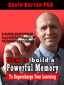 How to Build a Powerful Memory to Supercharge your Learning
