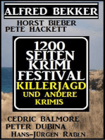 1200 Seiten Krimi Festival