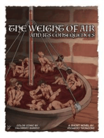 The weight of air - colored comic