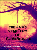The ANC's Cemetery Of Governance