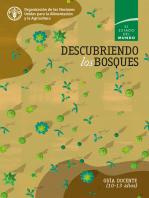 Descubriendo los bosques: Guía docente (10-13 años). El estado del mundo