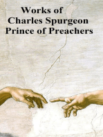 Works of Charles Spurgeon, Prince of Preachers